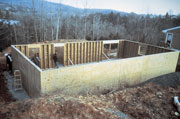 通过认证之地基和地下室建筑系统